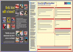 Frames in InDesign