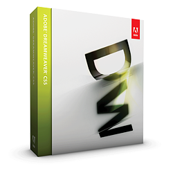 Adobe Dreamweaver CS5 Boxshot