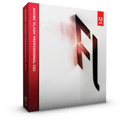 Adobe Flash Professional Boxshot